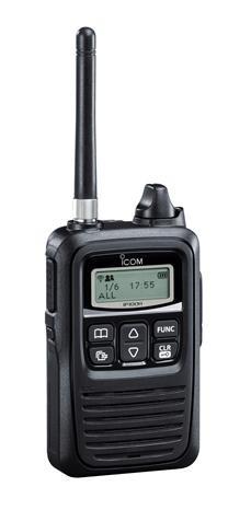 Talkie walkie Wifi ICOM IP-100H duplex integral