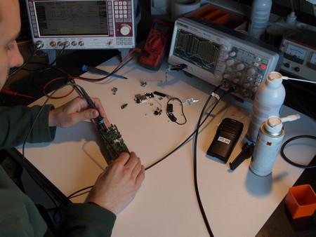 Dépannages de radios et cartes électroniques