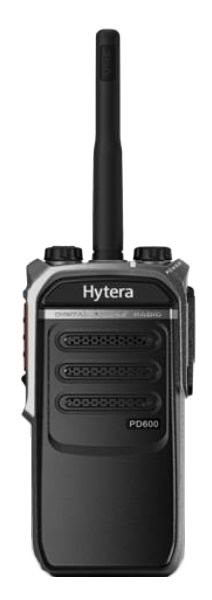 Portatif talkie walkie PMR numerique DMR HYTERA PD600 serie