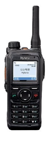 PMR Talkie walkie numérique DMR PD9 série