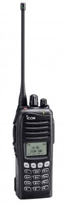 Portatif PMR Talkie Walkie numerique dPMR ICOM IC-F4162D