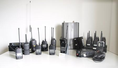 Intégration de réseaux radio professionnel PMR