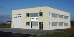 Présentation des Locaux administratifs et techniques de WISUCAM