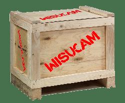 Caisse bois Wisucam