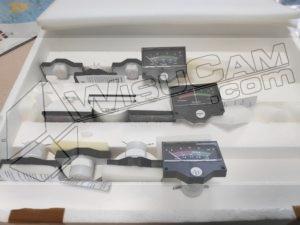 Galvanometres pour camping car