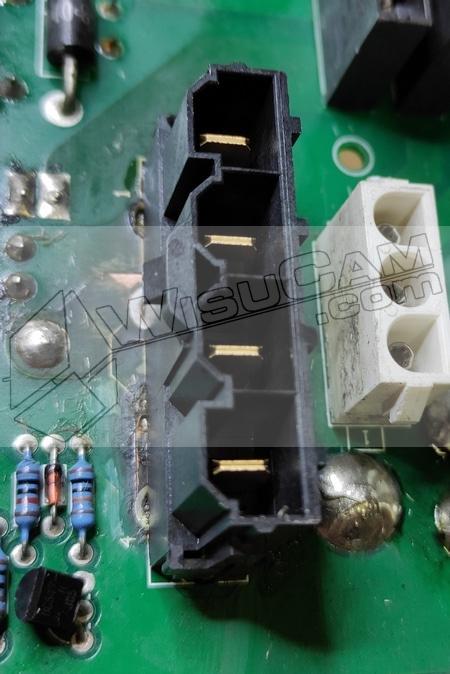 Remplacement Connecteur Frigo EBL SCHAUDT