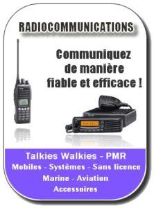 Radiocommunications PMR DMR