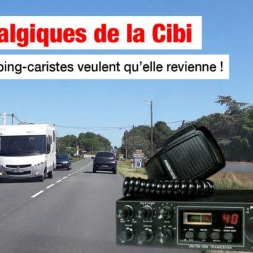 La CiBi et le Camping Car