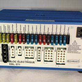 Centrale Electroblock SCHAUDT EBL 271