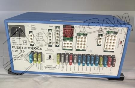 Centrale Electroblock SCHAUDT EBL 29