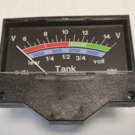 Galvanometre Camping car Schaudt 5 - 15V