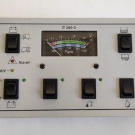Panneau de Controle IT 269 SCHAUDT