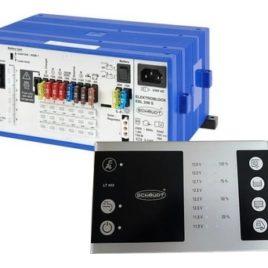 Elektroblock SCHAUDT EBL 208 et Panneau LT 453