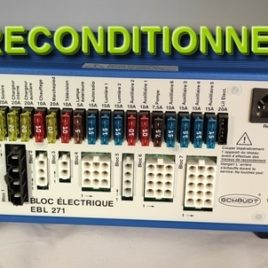 Elektroblock EBL 271 SCHAUDT Reconditionné