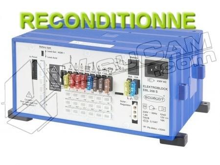 Elektroblock SCHQUDT EBL 208S Reconditionne