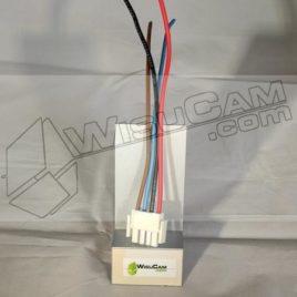 Kit connecteur réparation frigo EBL SCHAUDT 4 points