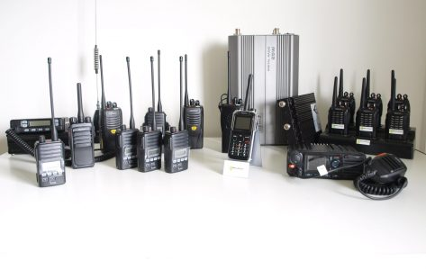 Panel produits Radio Wisucam